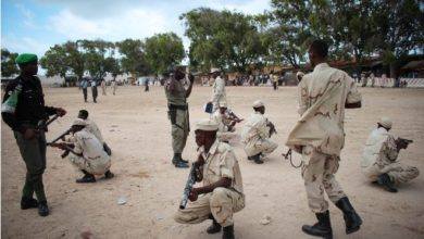 Photo of AU vows to strengthen training of Somali police ahead of exit