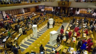 Photo of South Africa's Parliament to Review rules on Removing President