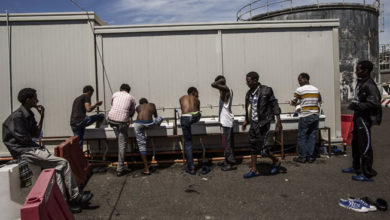 Photo of UN refugee agency urges Israel to halt forced relocation of African asylum seekers