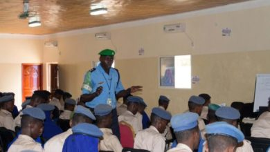 Photo of AMISOM Trains Somali Police Officers On Countering IEDs