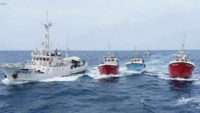 Photo of Another Somalian Fishing Boat Captured In Maldivian Territory