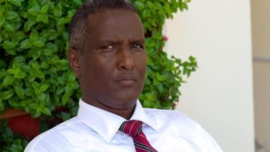 Photo of Abdirahman Abdishkur To Appear In Appeal Court