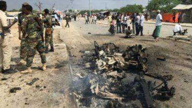 Photo of Somali Army Convoy Targeted In Landmine In Mogadishu