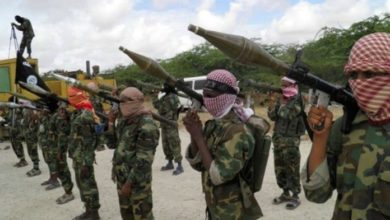 Photo of Al Shabaab Fires Mortars At Ethiopian Military Base Near Wajid