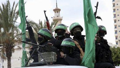 Palestinians cheer downing of F-16, warn Israel not to attack Gaza