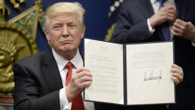Trump Loses Again on Travel Ban in Ruling by Second Appeals Panel