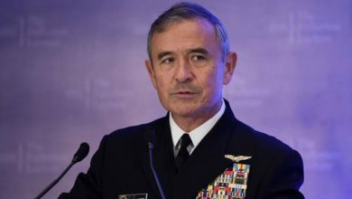 Photo of Top US admiral warns of China's growing military might