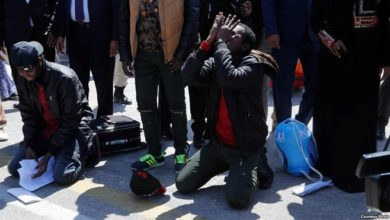 Photo of Somali Migrants Returning From Libya Tell of Abuse, Horror