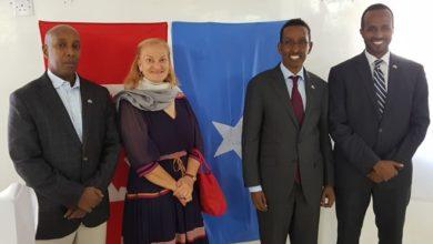 Somali-Canadians celebrate 150 years of Canada in Mogadishu
