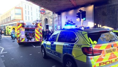 LONDON: Man 'deliberately drove' at Somali woman days after Parsons Green terror attack, court hears