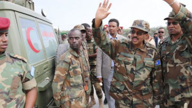Photo of President Farmajo Remains Popular