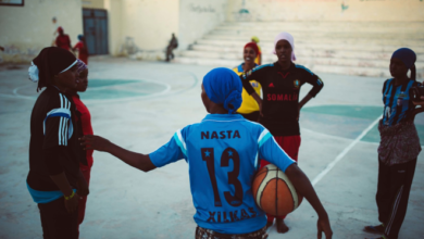 Photo of For the love of the game: The girls who are defying Al-Shabab to play basketball