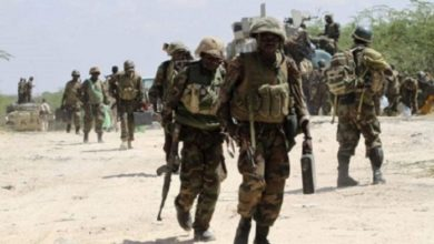 Somali Forces Carry Out Massive Operation Near Barawe Town