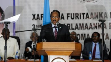 Photo of President Farmajo warns foreign countries against violating the sovereignty of Somalia