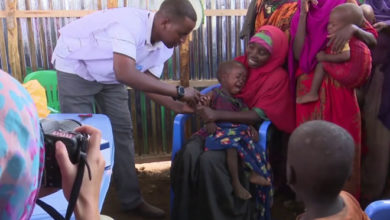 Photo of UN seeks to immunize over 4.7 mln Somali children against measles
