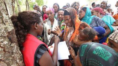 Photo of 5,000 Ethiopians flee to Kenya after weekend shooting: Red Cross