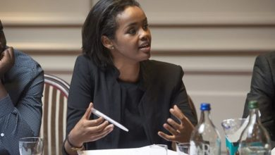 Photo of Somali woman tasked to make key decisions on UN Peacebuilding Fund