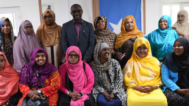 Photo of Somali women MPs resolve to push for gender-sensitive laws in parliament 12 Shares