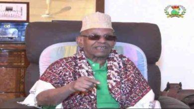 Photo of Somali President mourns former Djibouti Prime Minister