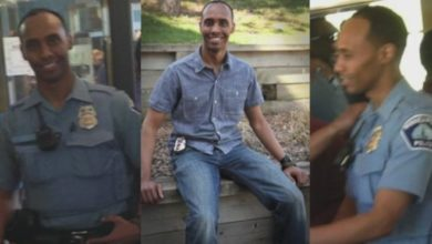 Photo of 'The system failed him' Supporters defend killer cop Mohamed Noor