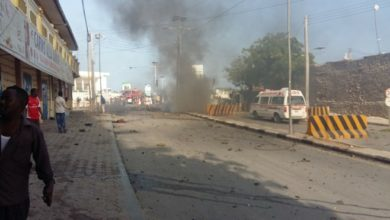 UPDATE: Three dead in large explosion targeting interior ministry