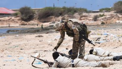 Photo of EU leads a live fire exercise for Somali Maritime Police