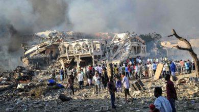 Photo of Committee: 587 dead in Oct 14 terror attack