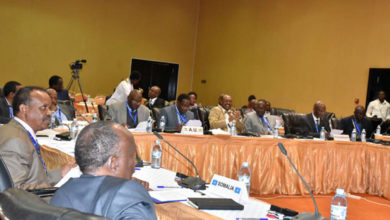 Photo of Regional Army Chiefs Meet To Discuss Somalia Security Situation