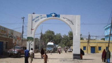 Somali Forces Carry Out A Security Operation In Beledweyne City