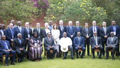 Photo of AMISOM Contributing Countries Wrap Up Meeting In Kampala