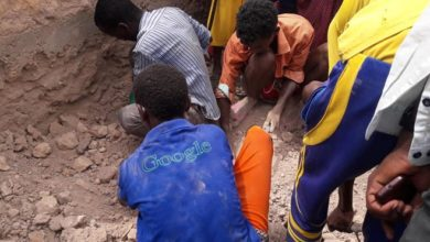 Photo of One person killed as wall collapses in Central Somalia