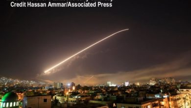 Photo of Trump Orders Strikes on Syria Over Suspected Chemical Weapons Attack