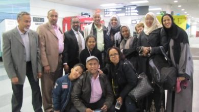Photo of Canadian citizen arrives back in Canada after 11 years in Ethiopian prison