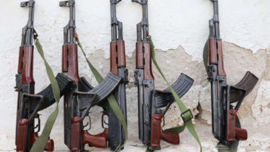 Photo of Exclusive – Weapons stolen from UAE training facility in Somalia, sold on open market