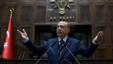 Photo of Erdogan calls Netanyahu 'terrorist', Israel 'terrorist state'
