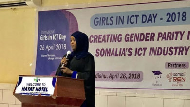 Somalia targets girls in new ICT initiative