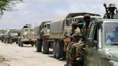 UN condemns suicide bombing in central Somalia