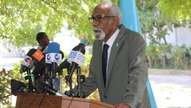 Photo of Jawari accuses President Farmajo of fueling the political tensions