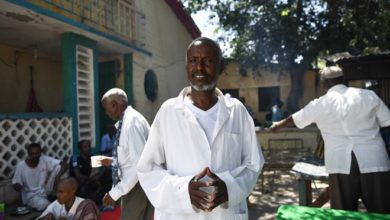 Dr. Habeeb: Raising the standard for mental health care in Somalia