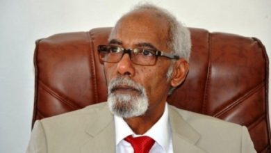 Photo of War deg deg ah : Guddoomiyihii Golaha Shacabka oo is casilay
