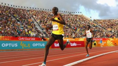 Canadian Mohammed Ahmed wins silver medal in Commonwealth 5,000M