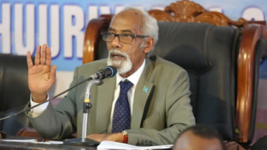 Somalia parliament speaker quits as Gulf rivalries boil