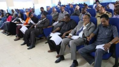 Photo of Somali Parliament's Session Postponed Over Confusion