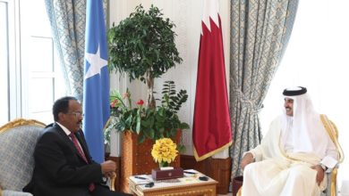Photo of Qatar and Somalia…common interests and aspirations