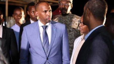 PM Khaire takes security tour of Mogadishu ahead of Ramadan
