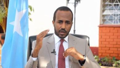 Photo of Somali minister praises Amir's vision for Qatar's development