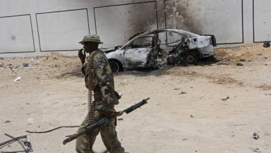 Photo of Somali forces nab suspects after Mogadishu car blast