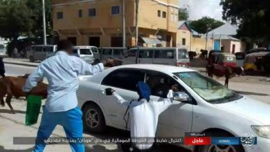 ISIS claims assassination of traffic cop in Mogadishu