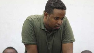 Somali alien charged with illegal gun, bullet possession and forgery