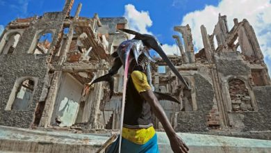 Photo of The young Somalis recreating Mogadishu's prewar splendour